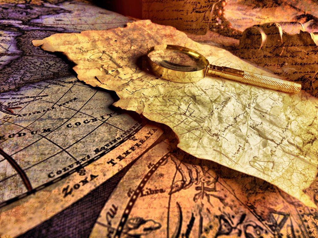 buscadores de tesoros