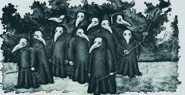 historia de las pestes