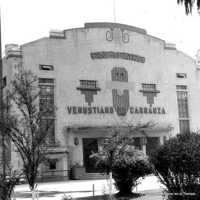 teatros de la ciudad